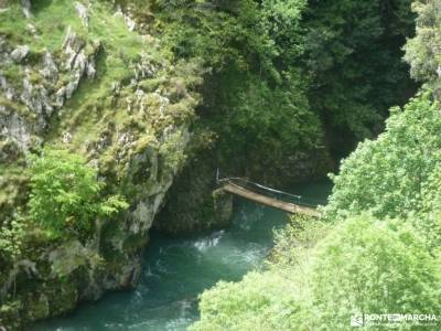 Ruta Cares-Picos de Europa; fiesta 9 noviembre cabañeros parque nacional viajes a sierra nevada hac